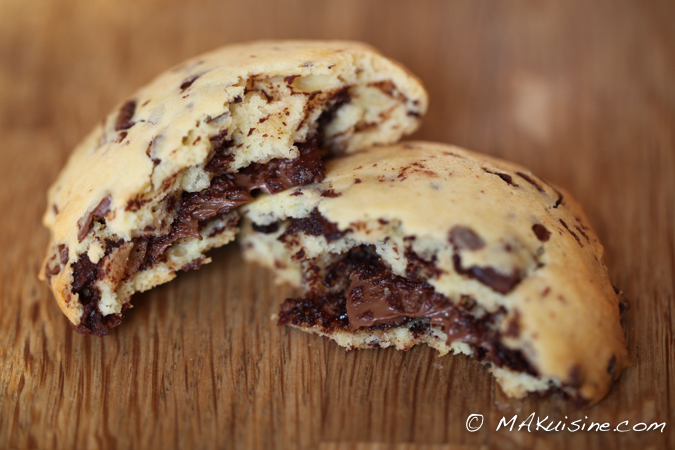 Cookies Nutella